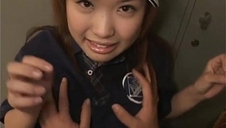 Jav Amateur Teen Akane Chihiro In Her Debut Gets Oil Massage Teases With Panties